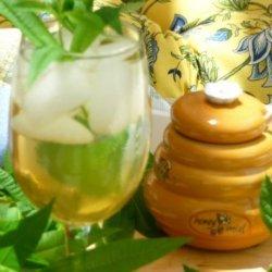 Lemon Verbena Drink recipe