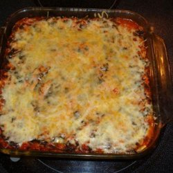 Beef and Ravioli Bake recipe
