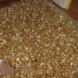 State Fair Blue Ribbon Caramel Corn recipe