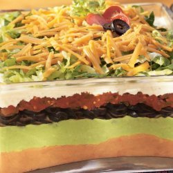 Layered Mexican Dip recipe