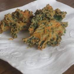 Nacho Kale Chips recipe