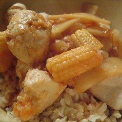 Sweet & Sour Chicken (Low-Fat) recipe