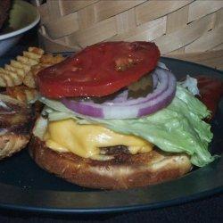 All American Cheeseburgers recipe