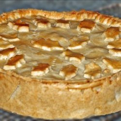 Christmas Meat Pie - Cook Ahead and Freeze recipe