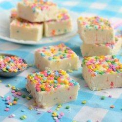 White chocolate fudge cake recipe