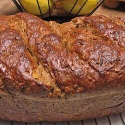 wild rice apple bread recipe