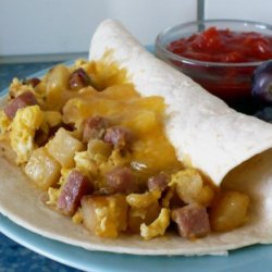 Egg Hash recipe