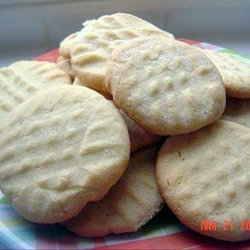 Melt in Your Mouth Meltaways - Butter Meltaway Cookies! recipe