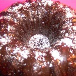 Easy Chocolate Cherry Cake recipe