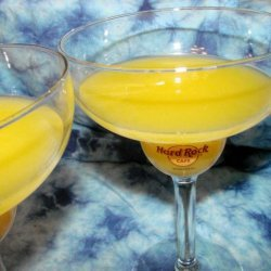 Orange Mango Margarita recipe