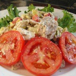 Apple Annie's Tea Room's Chicken Salad recipe