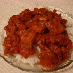 Real Shrimp Creole recipe