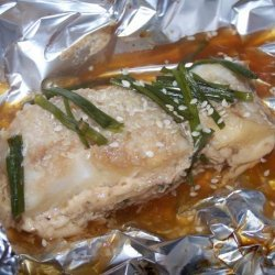 Fish Steamed in Packets recipe