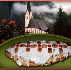 Christmas Stollen, Maria's Way recipe