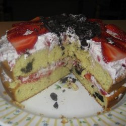 Oreo Strawberry Shortcake recipe