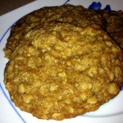 Aggression Cookies recipe