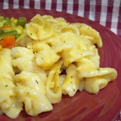 Campbell's Macaroni and Cheese recipe