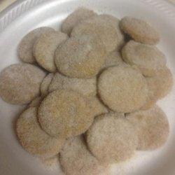 Pan De Polvo (Mexican Shortbread) recipe