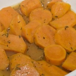 Sweet Potatoes for the Grill recipe