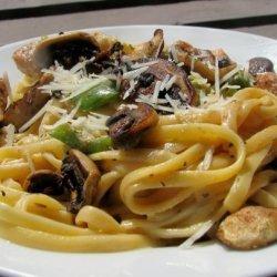 Cajun Chicken over Pasta recipe