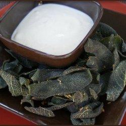 Fried Sage Leaves recipe