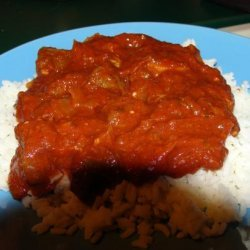 Venison Swiss Steak Mediterranean (Slow Cooker) recipe