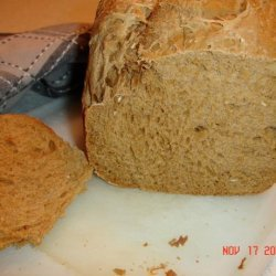 Sweet Oatmeal Bread (Abm, Bread Machine) recipe