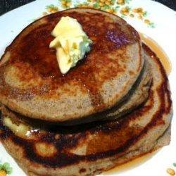 Whole Grain Pancakes That Don't Taste Like It! recipe
