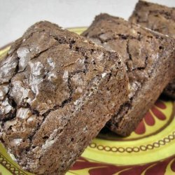 Double Chocolate Double Almond Brownies recipe