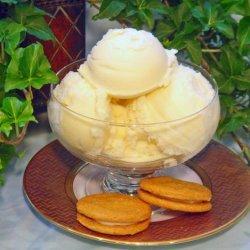 Lemon Custard Ice Cream recipe