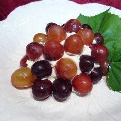 Pear and Grape Salad recipe