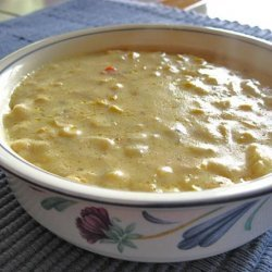 Crock Pot Corn Chowder recipe