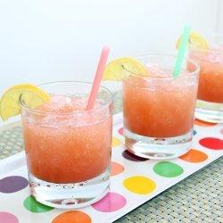 Pink Grapefruit Spritzers recipe