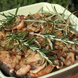 Old Fashioned Braised Chump Chops recipe