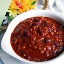 Chili Con Carne in a Flash recipe