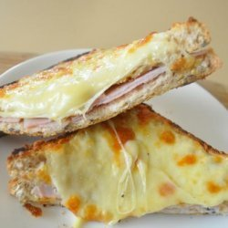 Jen's Ham & Cheese Toasted Sandwiches recipe
