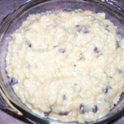 Rice Pudding - Rizogalo recipe