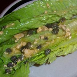 Hearts of Romaine With Blue Cheese Dijon Dressing recipe