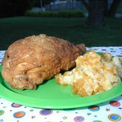 Extra Crispy Fried Chicken recipe