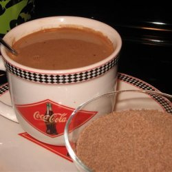 Mocha Drink Mix recipe