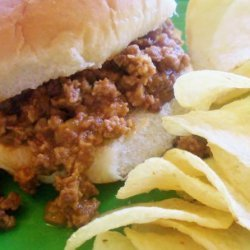 Hamburger Barbecue (Sloppy Joes) recipe