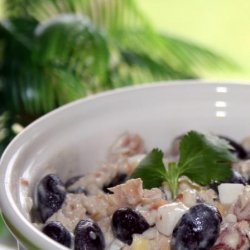 Tuna Salad With Black Beans recipe