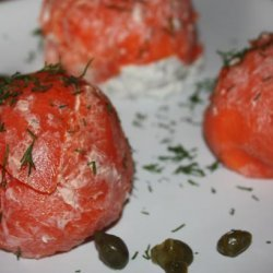 Smoked Salmon Ball recipe
