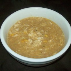 Easy Crabmeat and Corn Soup recipe