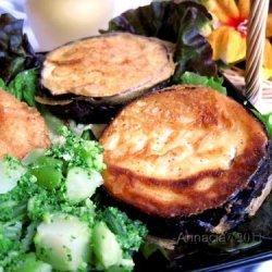 Batter Fried Eggplant recipe
