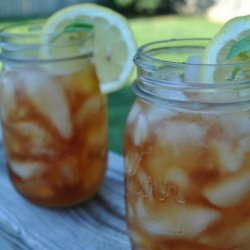 Touch of Mint Iced Tea recipe