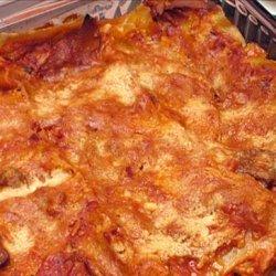 Unique Tuna Lasagna Casserole recipe