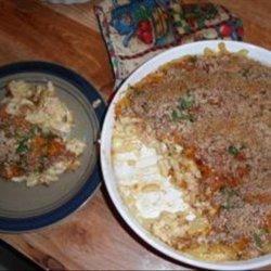 Grown Up Macaroni & Cheese recipe