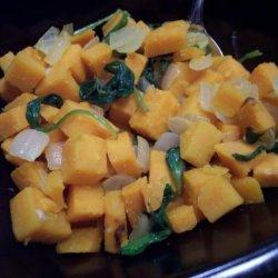 Sweet Potato Hash Browns Homemade recipe