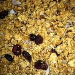 Homemade Granola Without Nuts recipe